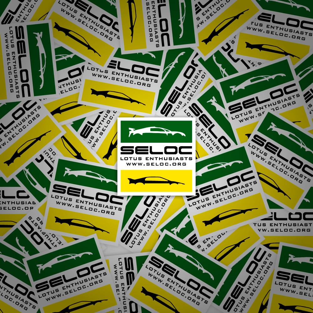 seloc stickers