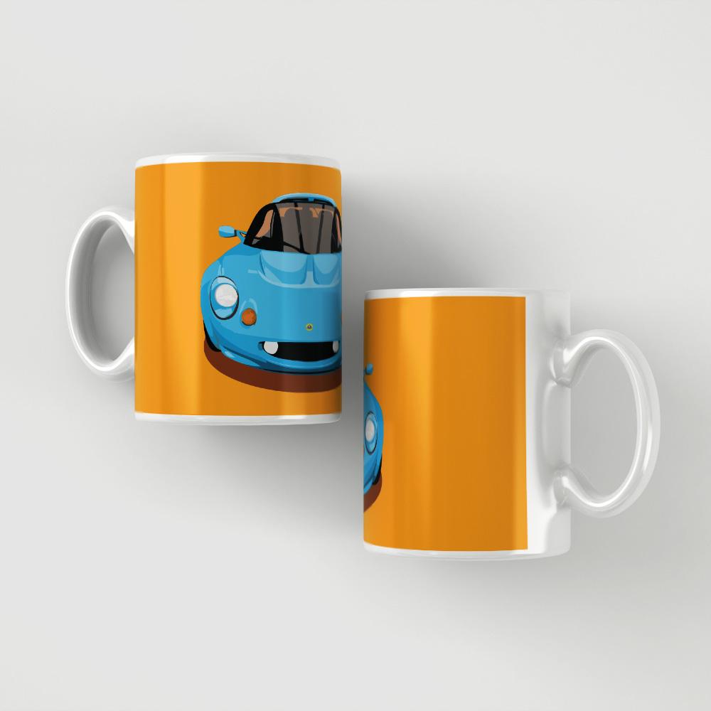 Lotus-Mug-Orange-Blue